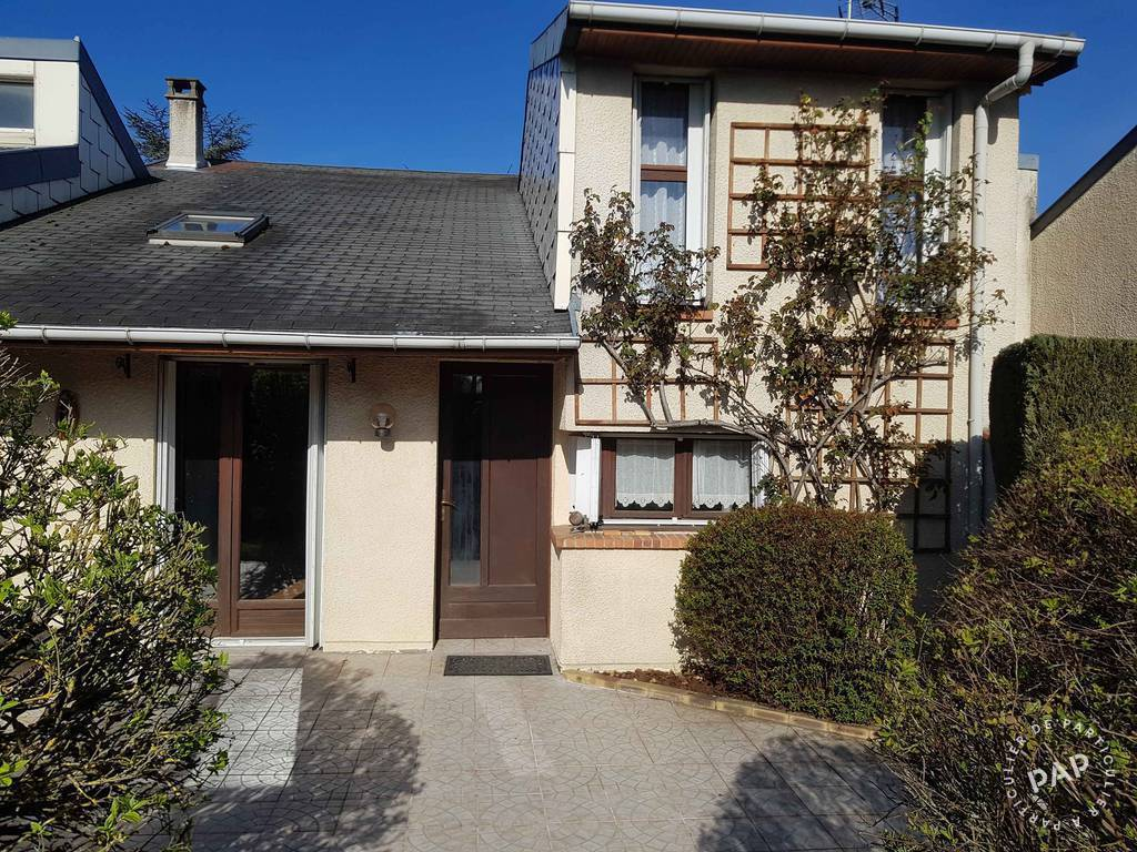 Vente maison 5 pièces Les Baux-Sainte-Croix (27180)