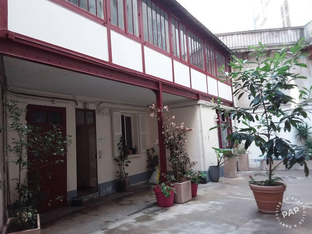 Location appartement 4 pièces Paris 10e