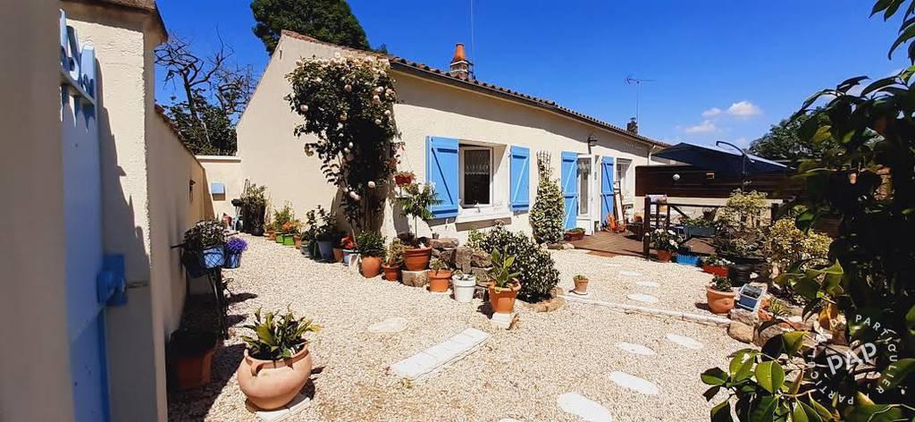Vente maison 3 pièces Mervent (85200)