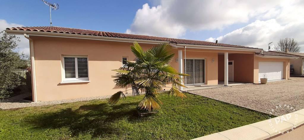 Vente maison 5 pièces Saint-Seurin-sur-l'Isle (33660)