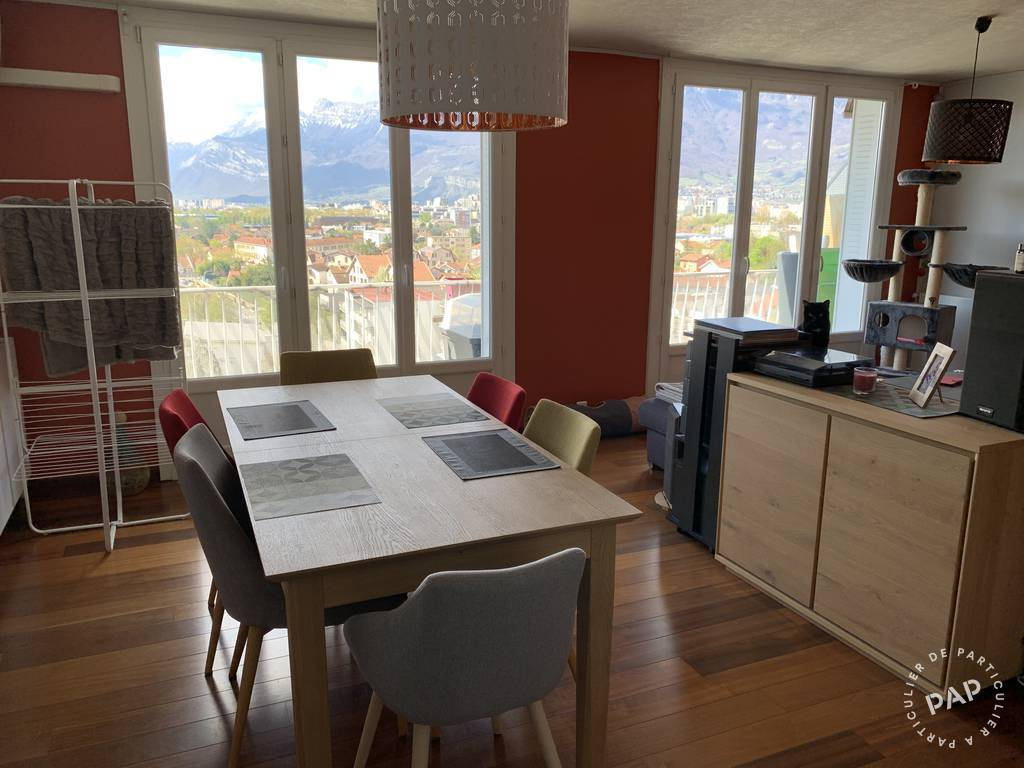 Vente appartement 3 pièces Saint-Martin-d'Hères (38400)