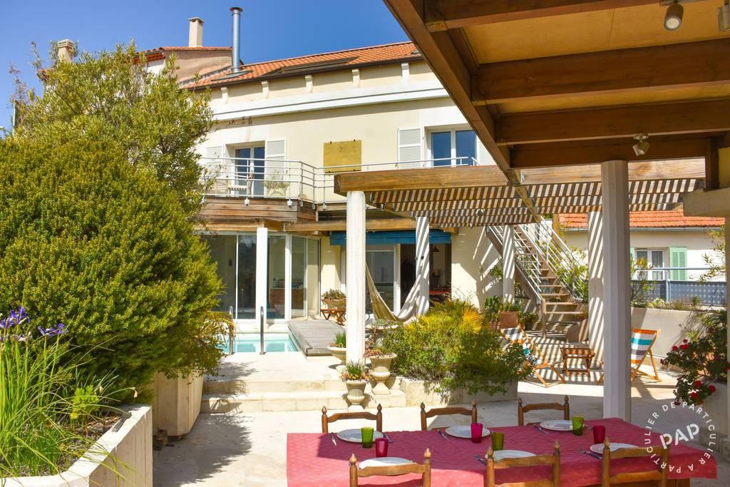 Vente Maison Marseille 7E (13007) 240m² 2.250.000€