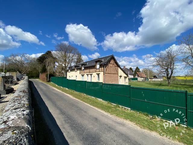 Location maison 9 pièces Bouquetot (27310)