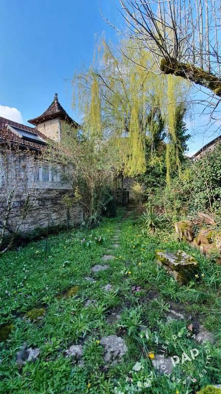 Vente maison 8 pièces Thégra (46500)