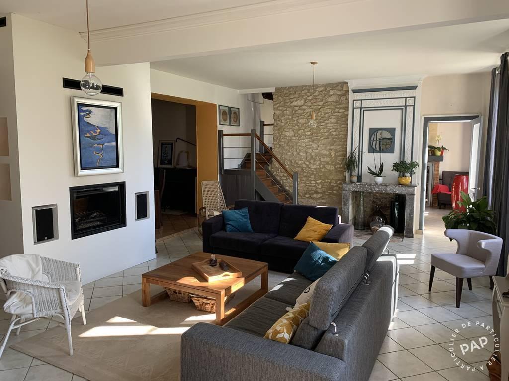 Vente maison 8 pièces Moulis-en-Médoc (33480)