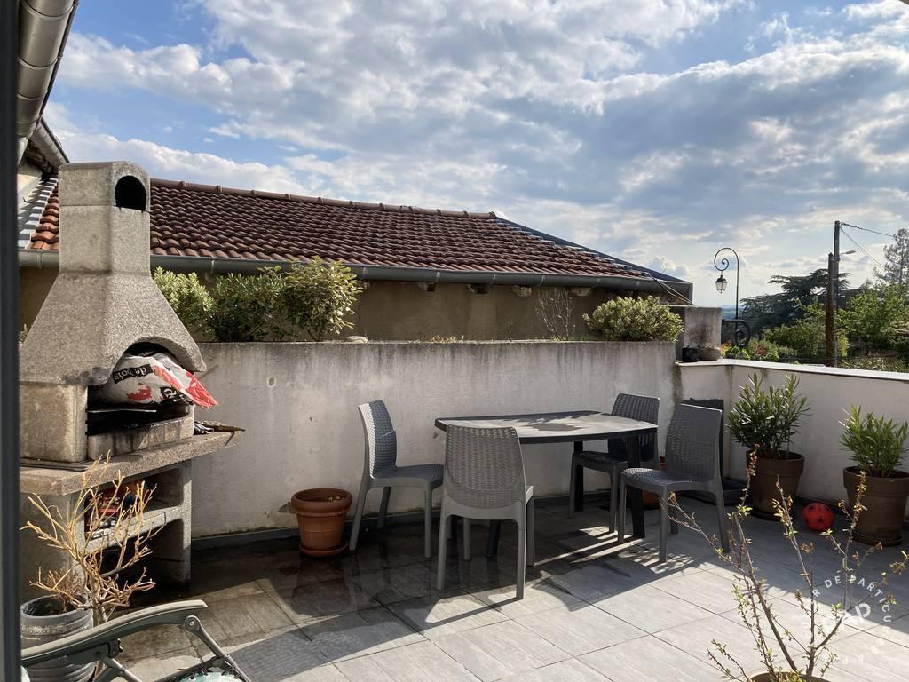 Vente appartement 5 pièces Millery (69390)