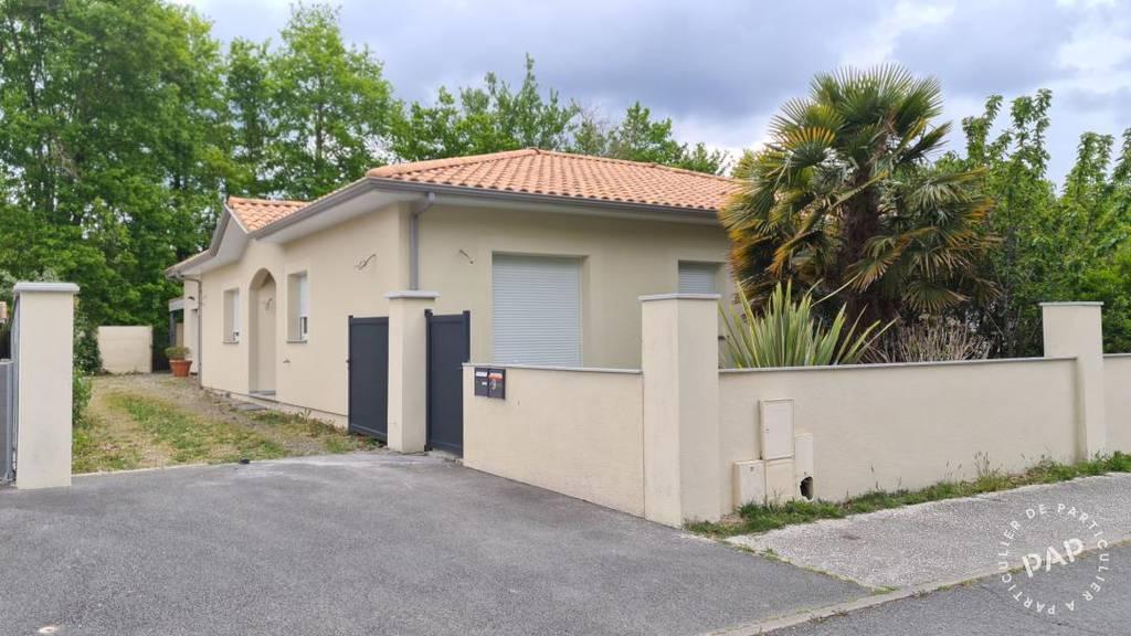Vente maison 6 pièces Mios (33380)