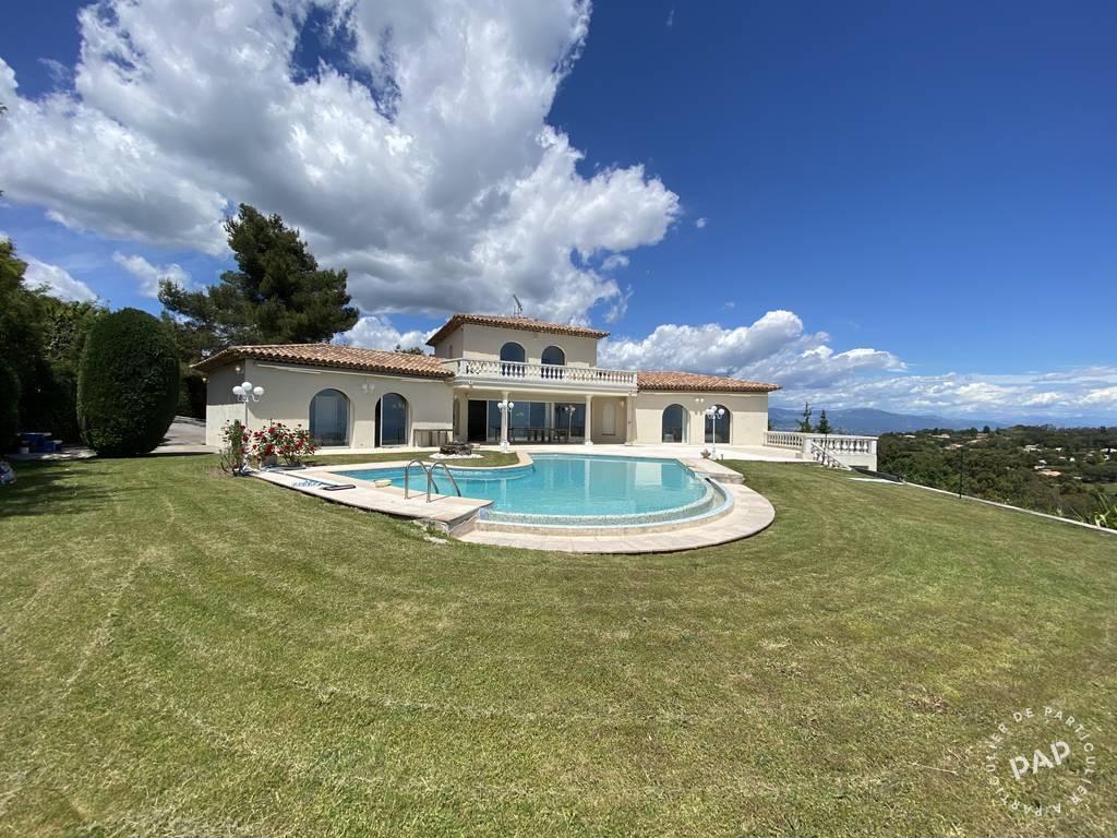 Vente Maison Mandelieu-La-Napoule (06210) 350m² 2.330.000€