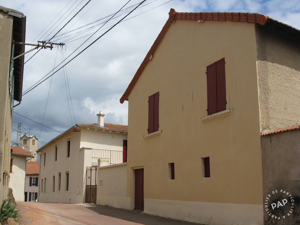 Vente maison 8 pièces Villerest (42300)