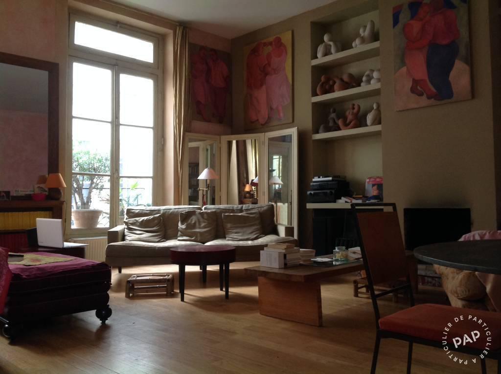 Location appartement 4 pièces Paris 1er