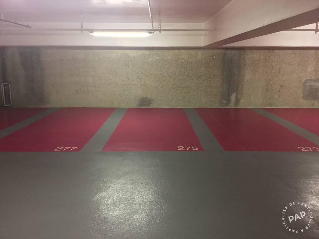 Vente Garage, parking Paris 13E (75013)  39.000€