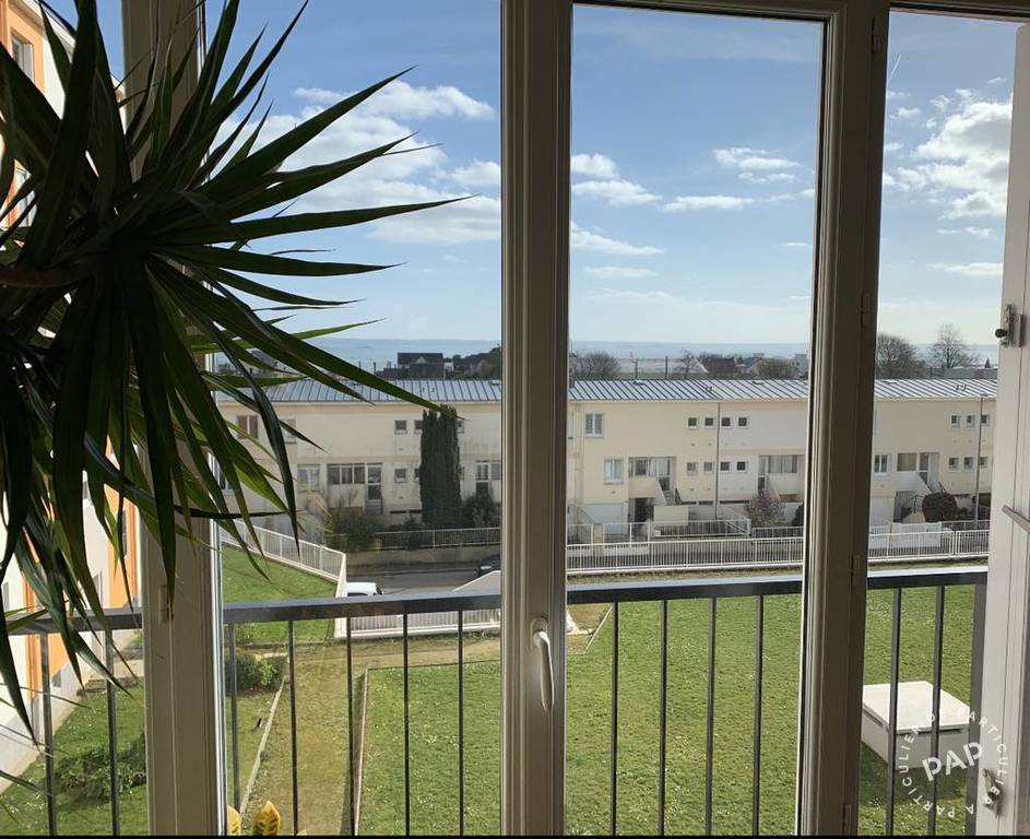 Vente appartement 3 pièces Brest (29200)