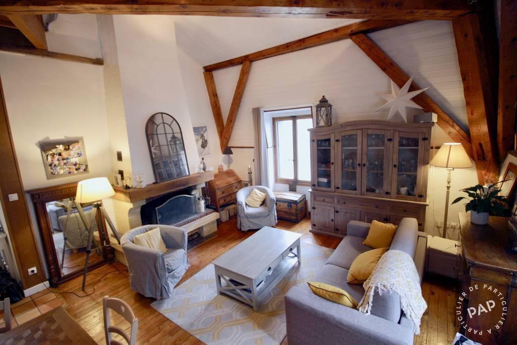 Vente appartement 4 pièces Chambéry (73000)