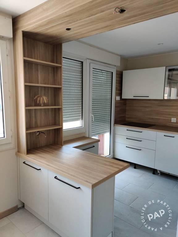 Vente appartement 3 pièces Chassieu (69680)