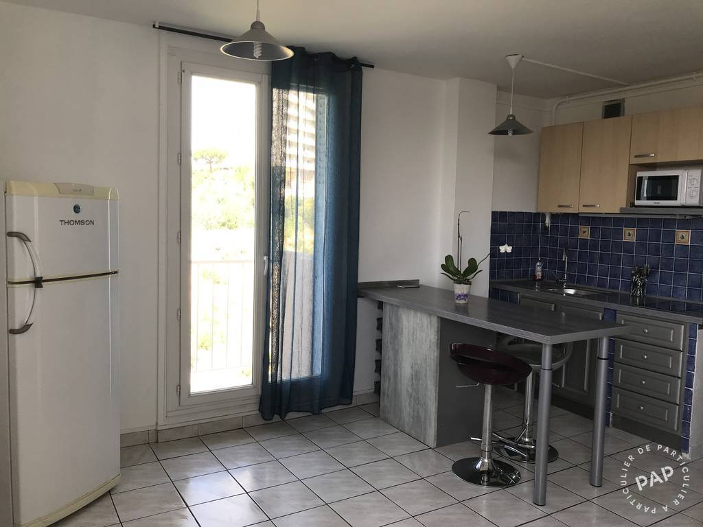 Location appartement studio Marseille 15e