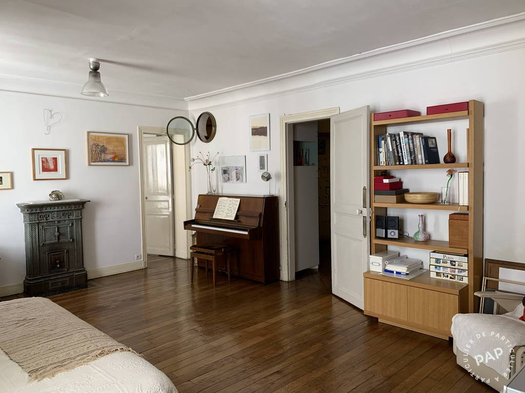 Vente Appartement Paris 5E (75005)