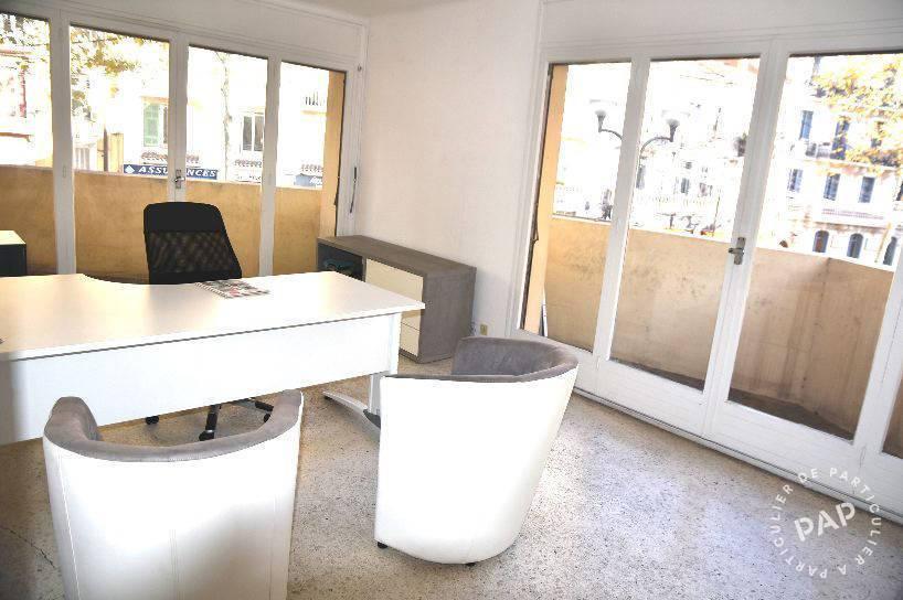 Vente et location Bureaux, local professionnel Cannes (06400)