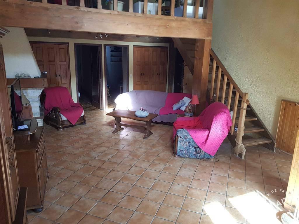 Vente Maison Les Baux-Sainte-Croix (27180)
