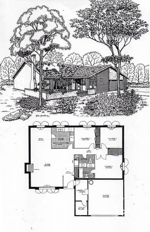 Vente Maison Soisy-Sur-Seine (91450)