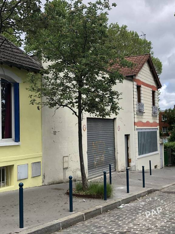 Vente et location Local commercial Pantin (93500)