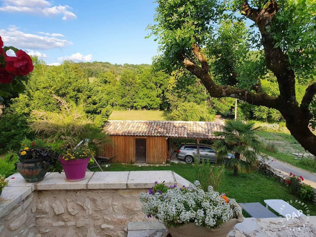 Vente immobilier 297.000€ Lascabanes (46800)