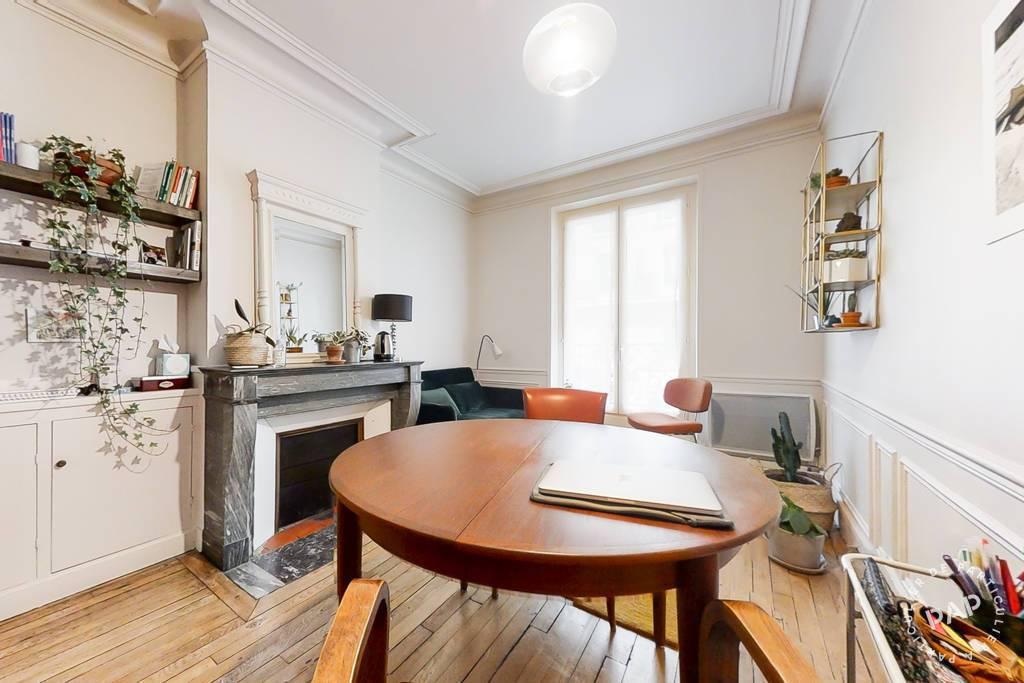 Vente immobilier 1.372.800€ Paris 18E (75018)
