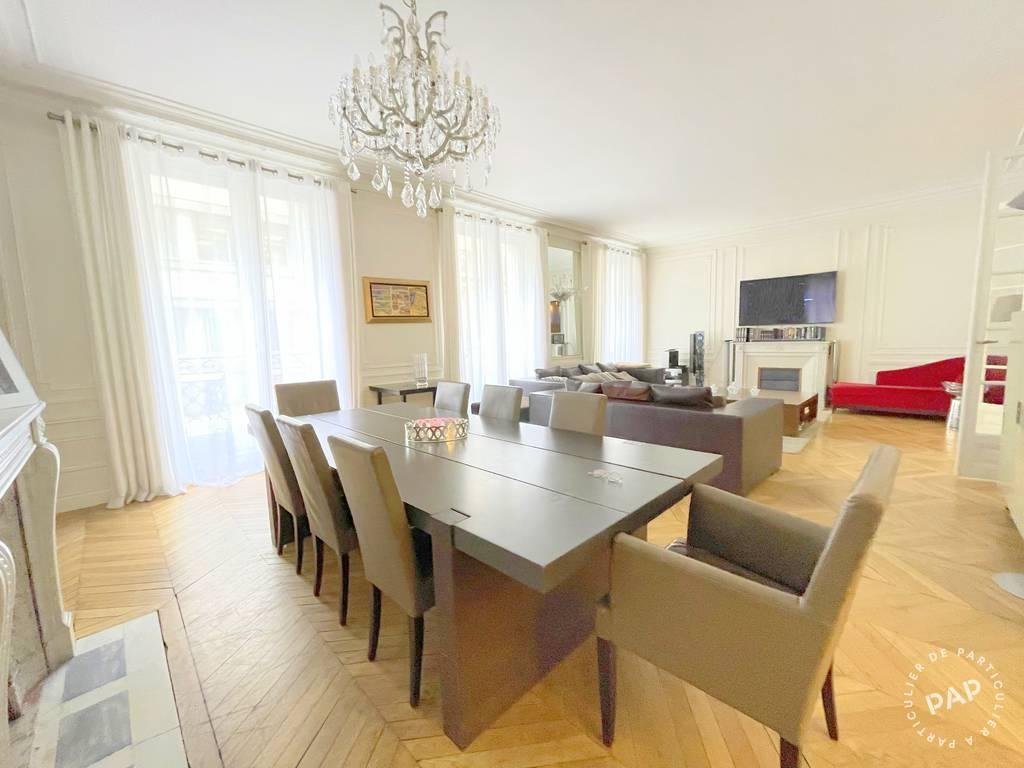 Vente immobilier 2.490.000€ Paris 16E (75116)