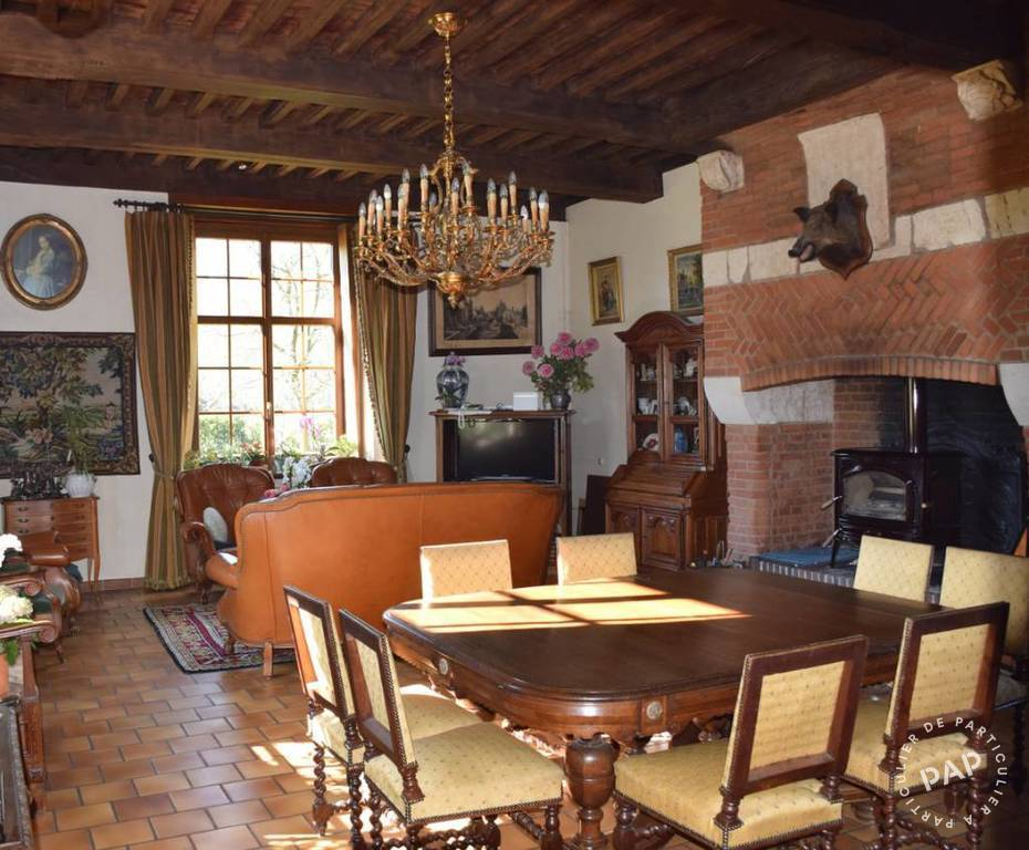 Vente immobilier 490.000€ Saint-Germain-Sur-Bresle (80430)