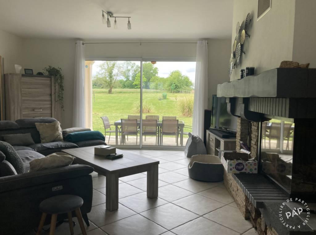 Vente immobilier 268.000€ Montagut (64410)