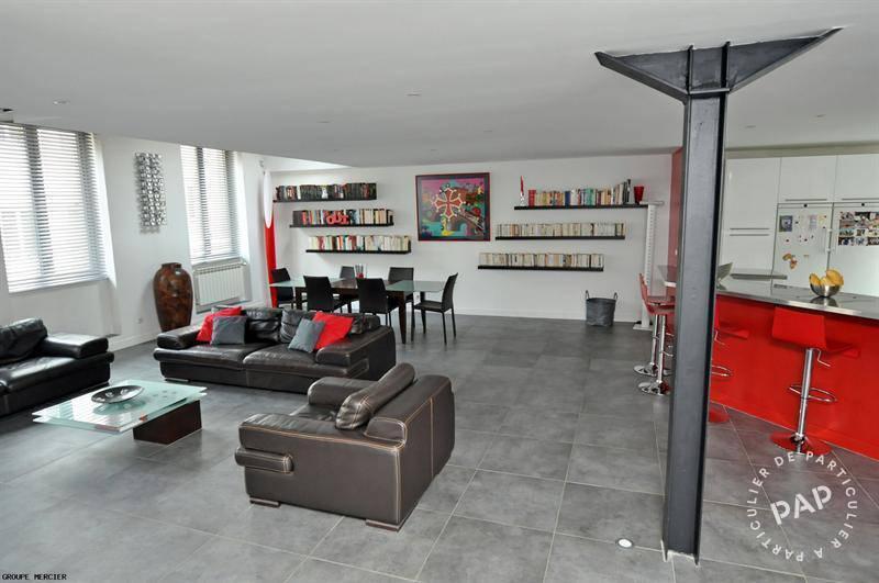 Vente immobilier 860.000€ Lyon 7E (69007)