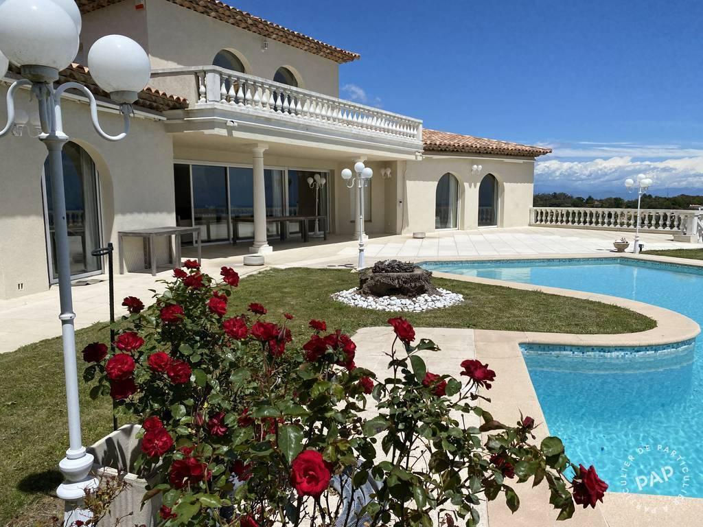 Vente immobilier 2.330.000€ Mandelieu-La-Napoule (06210)
