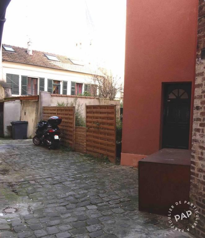 Vente immobilier 160.000€ Nanterre (92000)