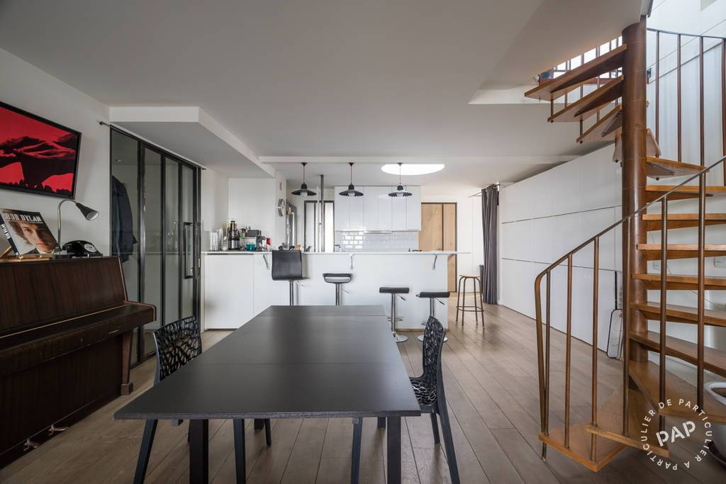 Location immobilier 900€ Paris 19E