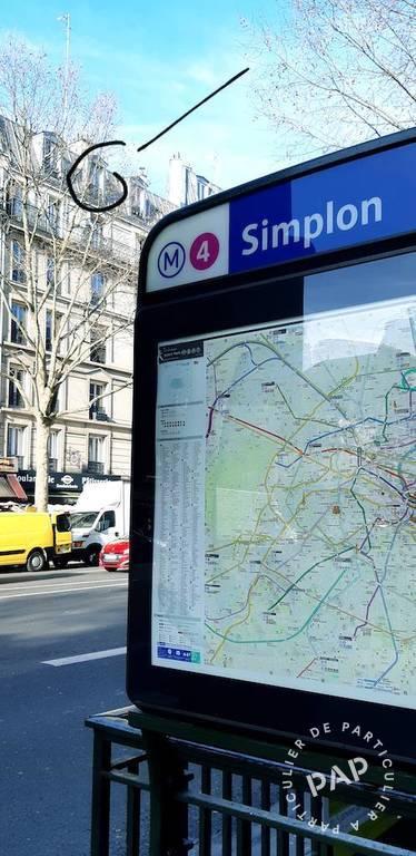 Appartement 110.000€ 10m² Paris 18E (75018)