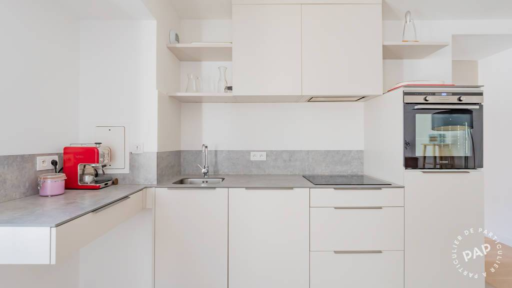 Appartement 565.000€ 45m² Paris 11E (75011)