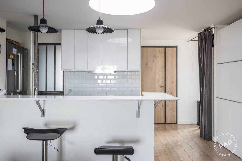 Appartement 900€ 25m² Paris 19E