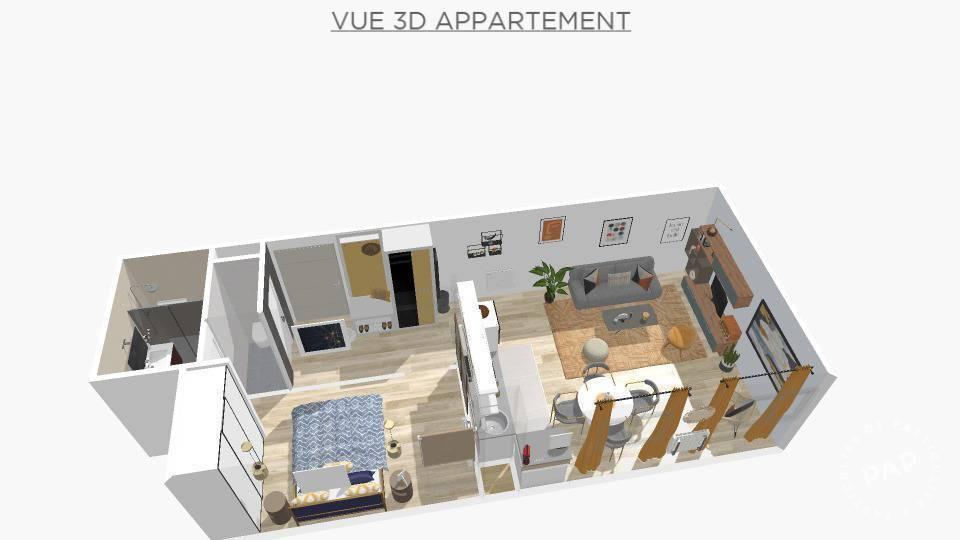 Vente Paris 11E (75011) 45m²