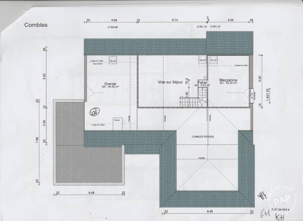 Immobilier Sud À 20Mn De Rennes 360.000€ 192m²