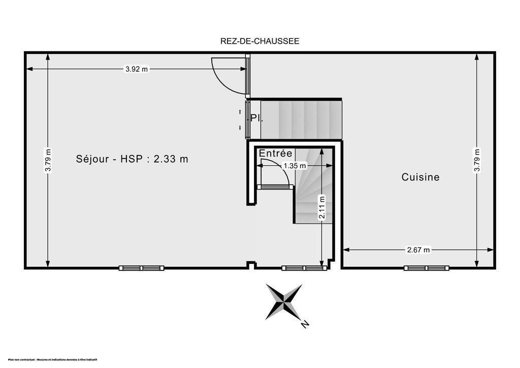 Vente Appartement Très Calme À Paris 11E (75011) 41m² 430.000€