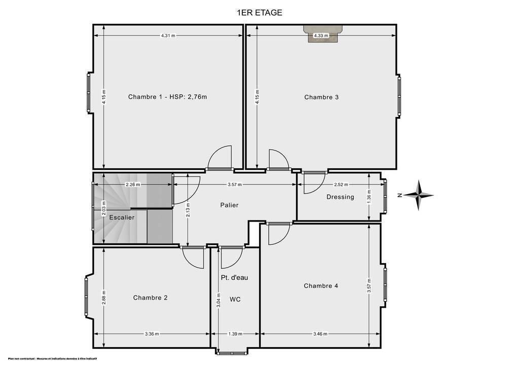 Vente Maison Nogent-L'artaud (02310) 198m² 250.000€
