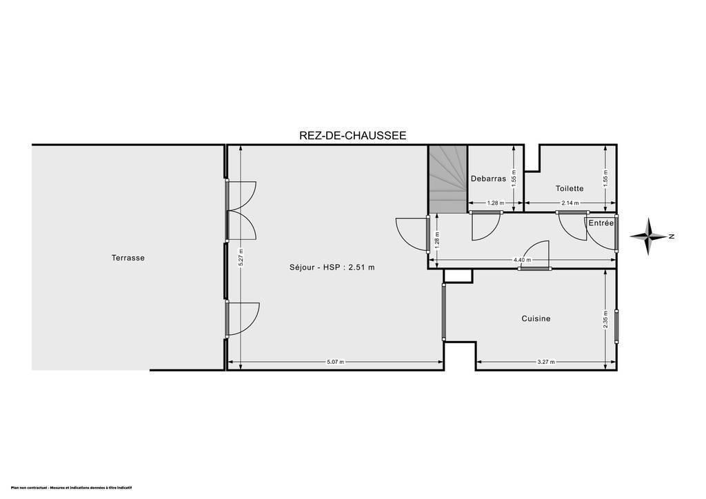 Vente Maison Brétigny-Sur-Orge (91220) 80m² 298.000€
