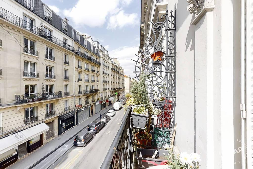 Vente Appartement Paris 18E (75018) 122m² 1.372.800€