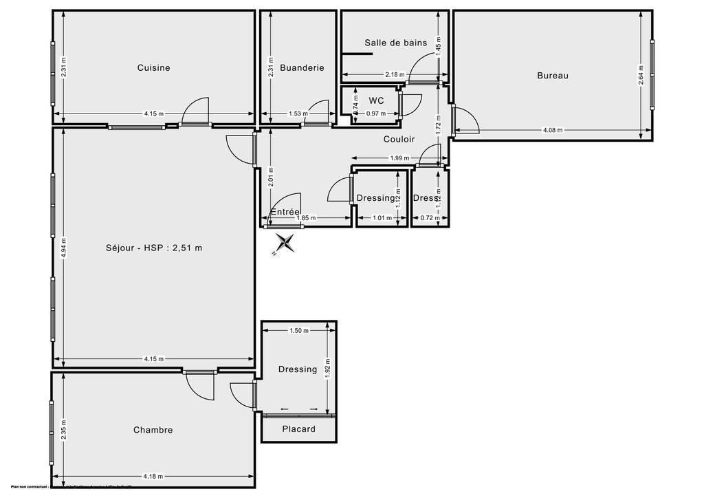 Vente immobilier 199.000€ Livry-Gargan (93190)