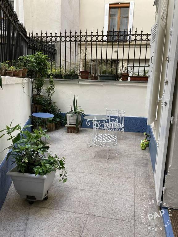 Location appartement 2 pièces Paris 10e