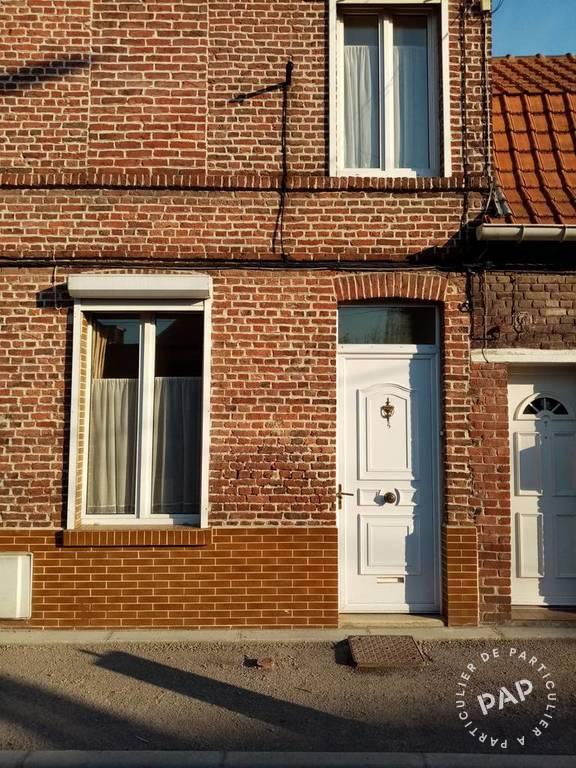 Vente Maison Marquette-Lez-Lille (59520) 75m² 230.000€