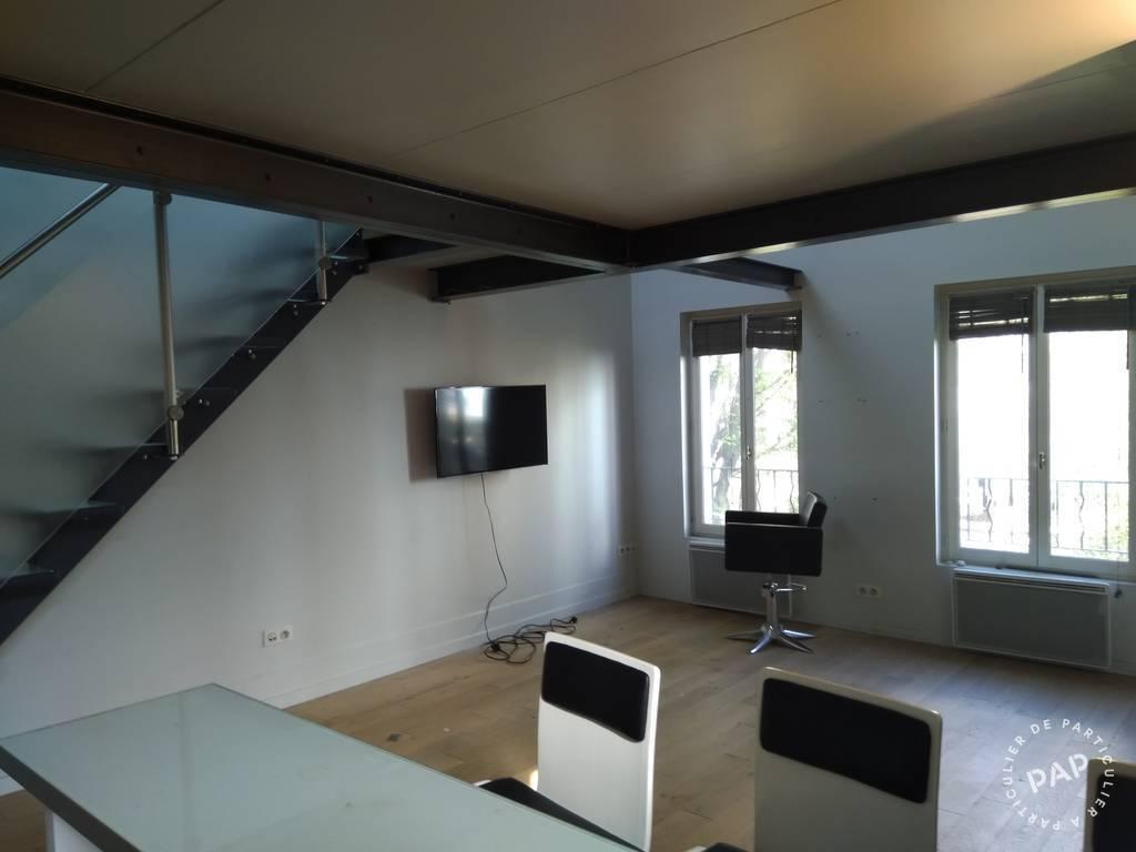 Vente et location Bureaux, local professionnel Paris 11E (75011) 56m² 2.800€