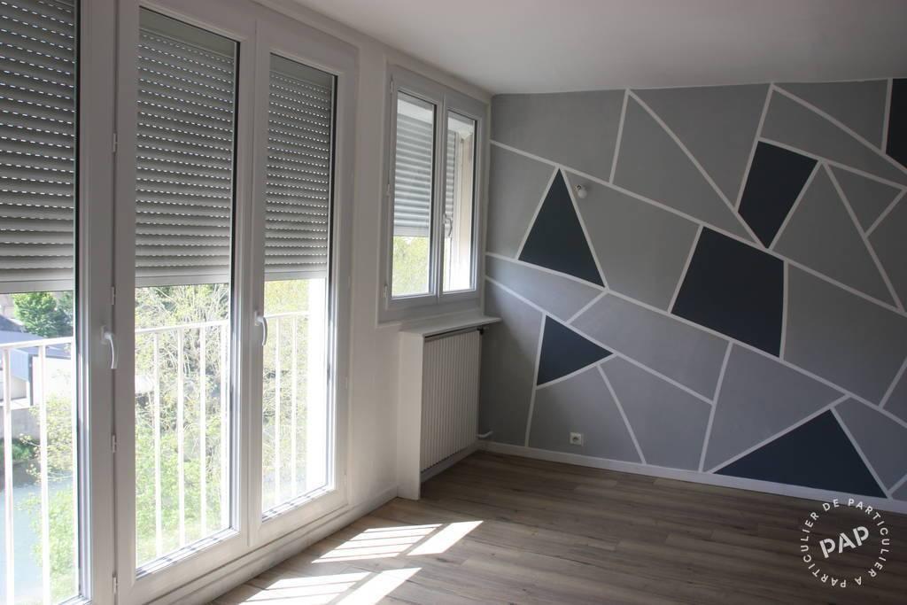 Vente appartement 4 pièces Montargis (45200)