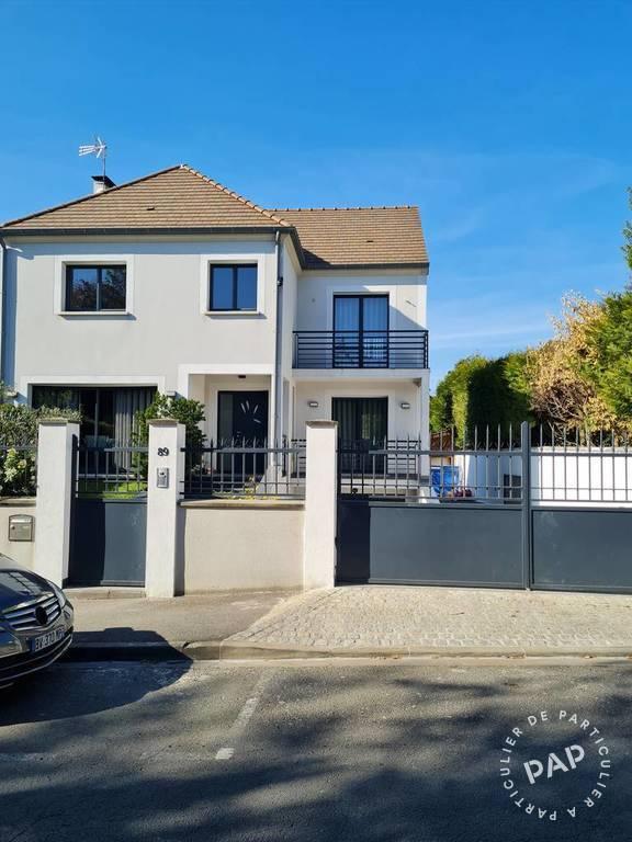 Vente Maison Villiers-Sur-Marne (94350) 200m² 825.000€