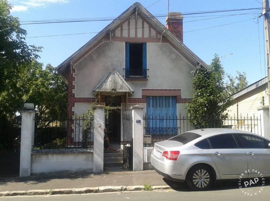 Vente maison 3 pièces Saint-Denis (93)