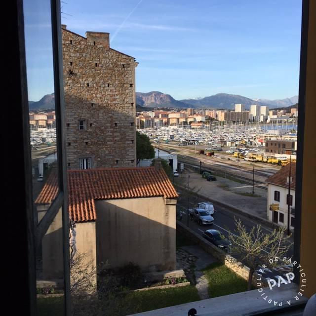 Location appartement studio Ajaccio (2A)